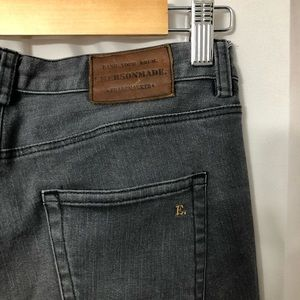 EMERSONMADE Emerson Fry Gray Skinny Jeans